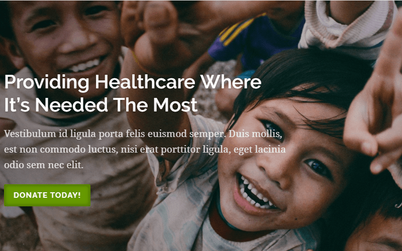 NonProfit Theme by OrganicThemes