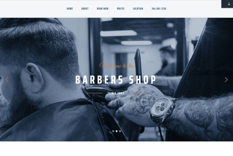 The Parlor Beauty WordPress Theme