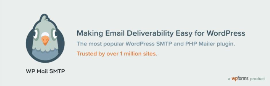 Wordpress Mail SMTP Plugin