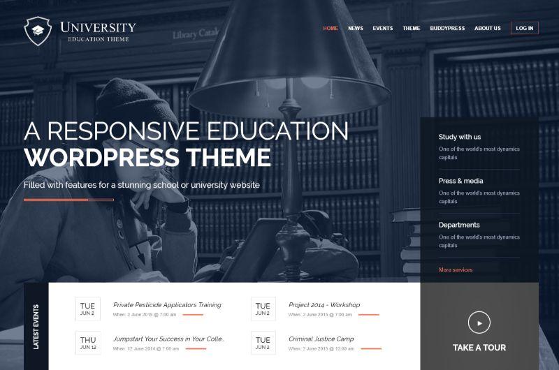 University Theme Gavick