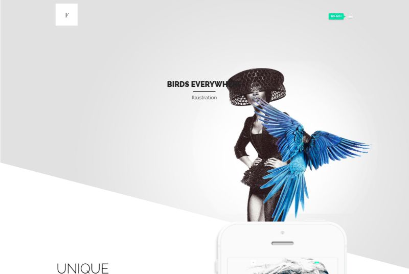 Flamingo Agency WordPress Theme