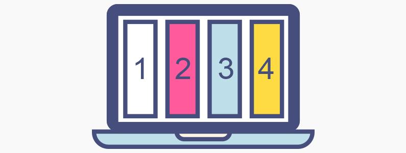 Best Four Columns WordPress Themes to Showcase More Information