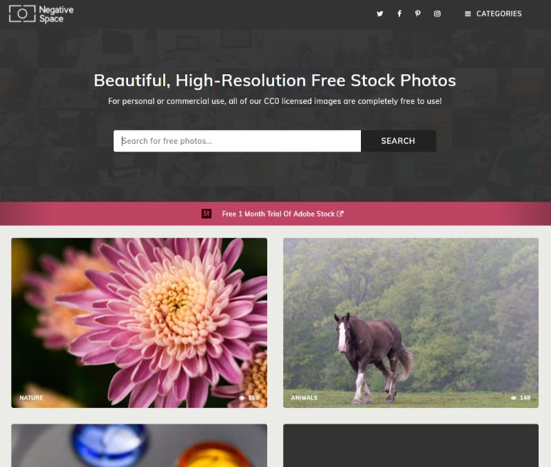 NegativeSpace free stock images