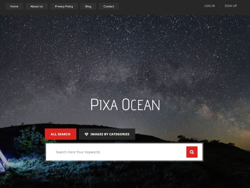 PixaOcean free stock images