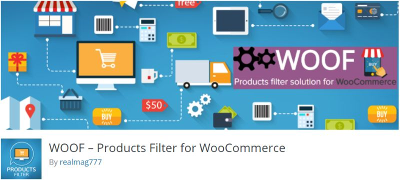WOOF WooCommerce Products Filter plugin
