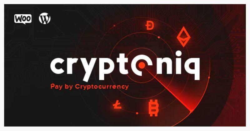 Cryptoniq WordPress Cryptocurrency Bitcoin plugin