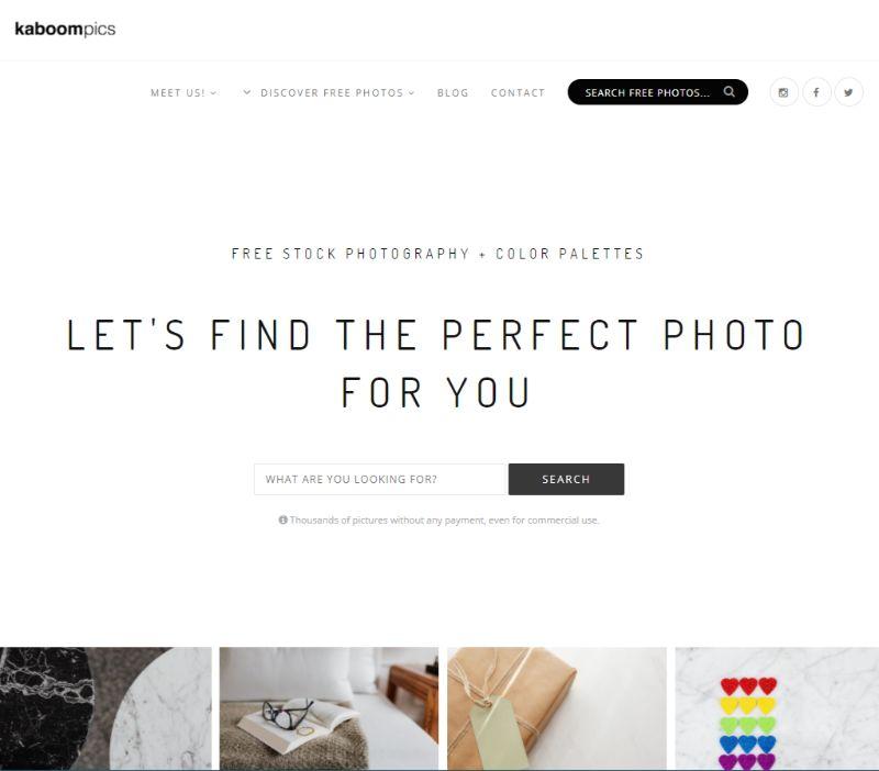 Kabbompics free stock images