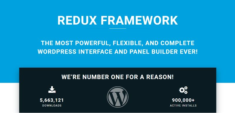 Redux WordPress Theme Options Framework