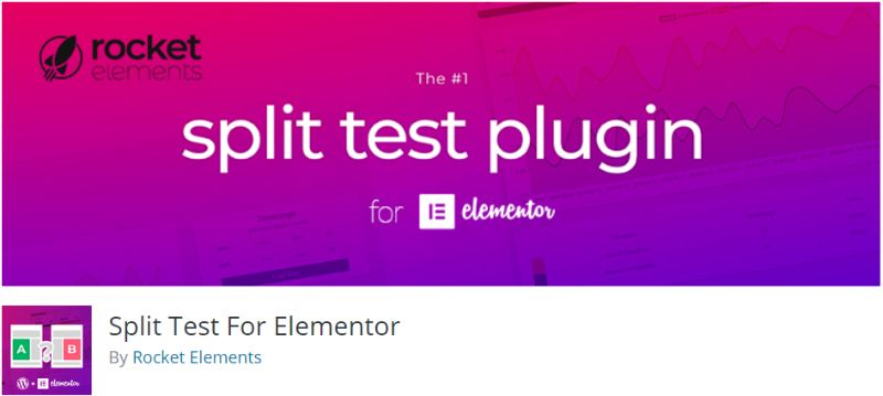 Split Test for Elementor