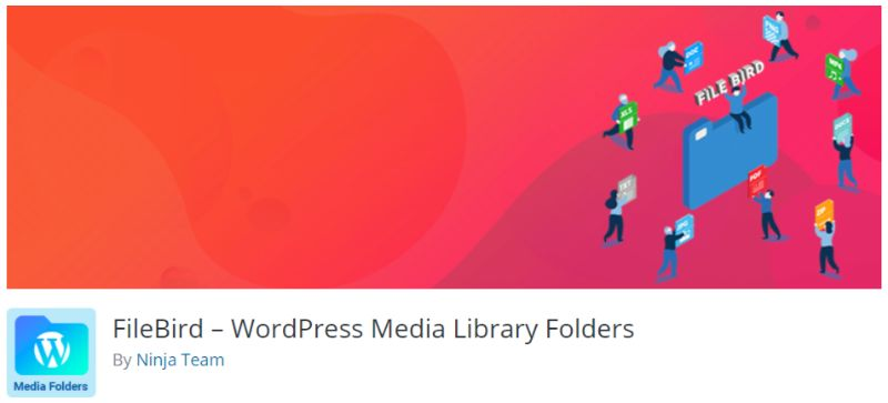 FileBird WordPress Media Management plugin