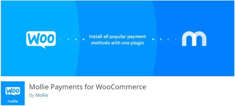 Mollie Payments for WooCommerce plugin