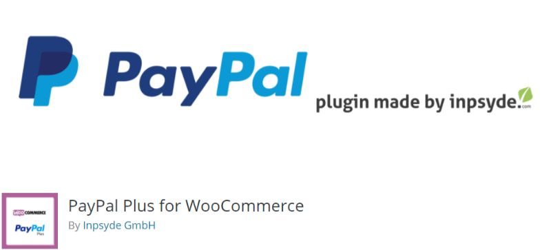 PayPal Plus for WooCommerce plugin