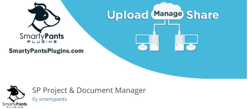 SP Project Document Manager plugin