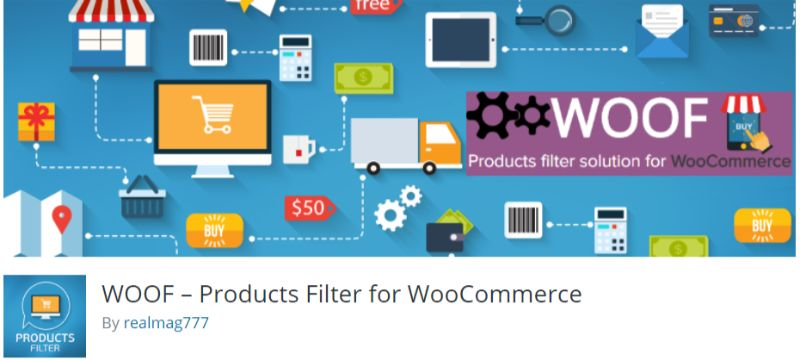 WOOF Product Filter for WooCommerce