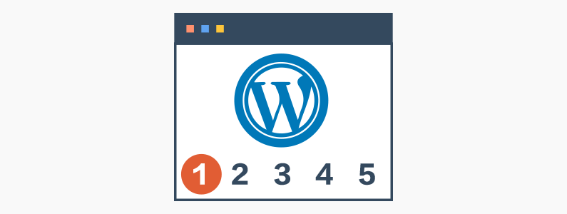 How to Add Pagination to WordPress Pages and Posts to Help Visitors Easily Find Your Content