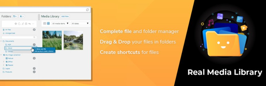 Add Folders to WordPress Media Library with WordPress Real Media Library – Review